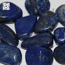 1 Pierre roulée Lapis Lazuli Afghan, 18 à 32mm, Minéraux, Lithothérapie