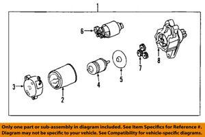 toyota oem 09 11 rav4 starter motor 281000v012 ebay How a Car Starter Works image is loading toyota oem 09 11 rav4 starter motor 281000v012