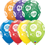6-x-11-034-Printed-Qualatex-Latex-Balloons-Assorted-Colours-Children-Birthday-Party thumbnail 113
