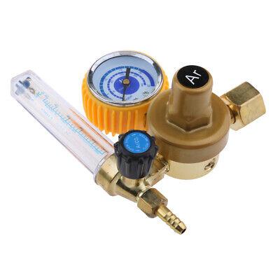 Argon CO2 Pressure Gas for Mig Tig Flow Meter Regulator Welding Gauge Welder