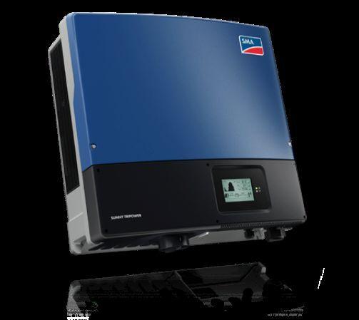 SMA STP Sunny Tripower 20000 TL-30 mit Display Photovoltaik-Wechselrichter NEU