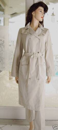 trench beige 36 parti Noble gr Pantaloni chiaro Due A Price pantaloni avorio dZwntY