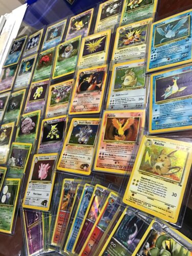 Rare Pokemon Lot Collection ONLY Holographic Cards!!