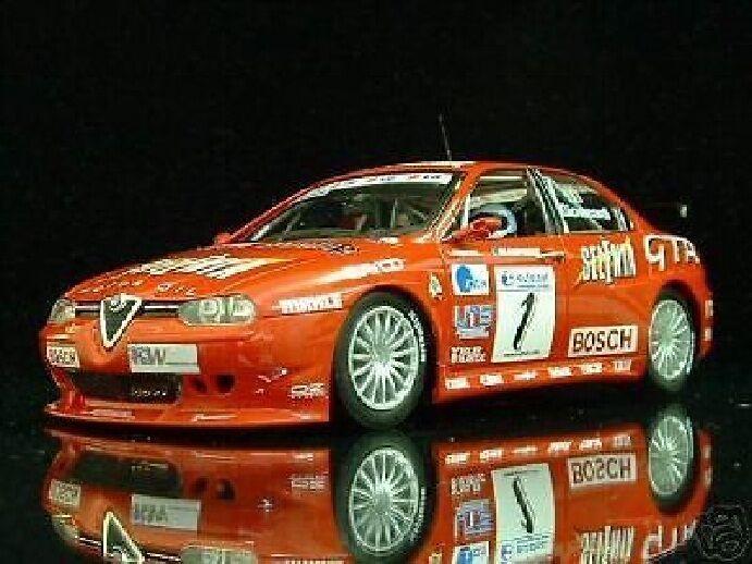 Flugan E781 Alfa Romeo 156 GTA ETCC 2002 NY