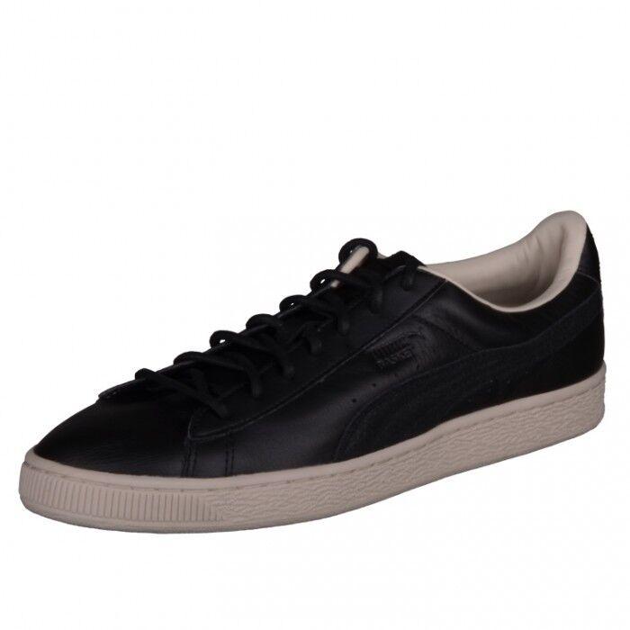Puma Basket Schuhes Classic CITI Schuhe Sneaker Schuhes Basket Herren Leder schwarz 361352 04 95b95d