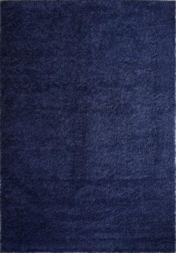 Meknes Plain Color Solid Shaggy Durable Indoor Area Rug Carpet GRSHG106