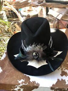 sale usa online another chance best service Details about Stetson cowboy hat 10x Beaver ! Size 7 1/4 ! 10x !