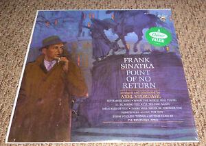 FRANK-SINATRA-Point-of-No-Return-LP-Vinyl-Record-Album-FACTORY-SEALED-Promo-Hole