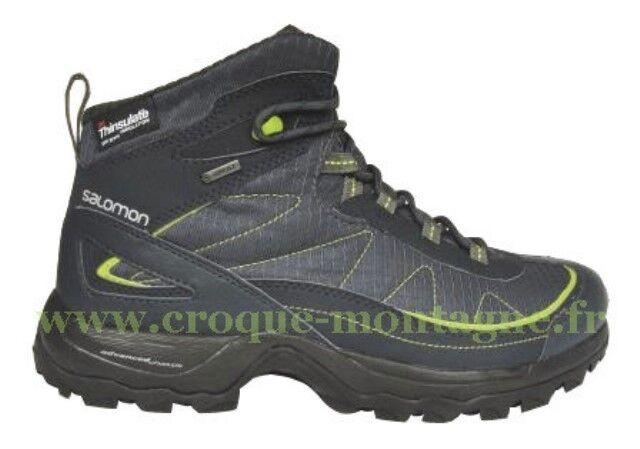 Chaussure de neige homme Salomon Arkalo TS Gore Tex 359966 p. 7.5  3
