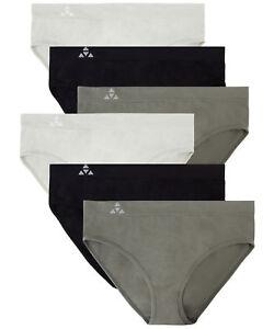 874afefe8c14 Image is loading Balanced-Tech-Women-039-s-Seamless-Bikini-Panties-