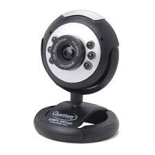 Quantum 495LM USB 6 Lights Mic Chat Web Cam Night Vision Camera QHMPL