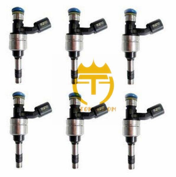 6Pcs Fuel Injectors 12629927 For GM Buick LaCrosse