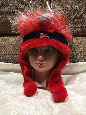 FOCO NCAA Unisex-Adult 2012 Solid Dangle Hat