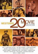 PRE ORDER: WESTERN 20 MOVIE COLLECTION - DVD - Region 1