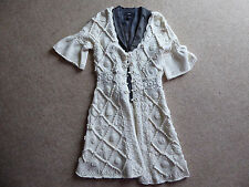 Knitted Knotted Limehouse Cardigan + H+M 7 Button Waistcoat ASO Alice Cullen