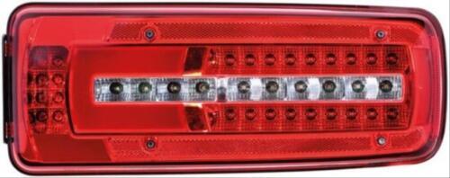 Heckleuchte Original HELLA 9EL 208 551-001 Lichtscheibe