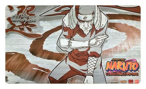 The Chosen Bandai Playmat Naruto