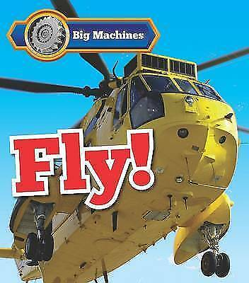 1 of 1 - Big Machines Fly!-ExLibrary