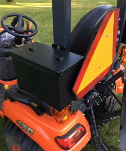 BX2680 /& BX235 Made in the USA BX2380 Tool Box Mount for Kubota Models BX1880