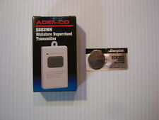 Ademco Honeywell 5802MN Panic Button Water Resistant New in Box 5802MN2 5802WXT