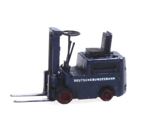 Artitec 316.065-1//160 Gabelstapler Deutsche Bundesbahn Neu