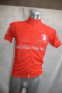 MAILLOT-VELO-VTT-BLUE-STEP-TAILLE-S-JERSEY-BIKE-MAGLIA-BICI-CYCLING-WEAR