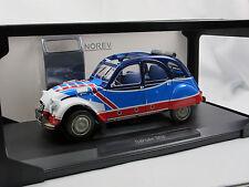 """Norev 181498 - 1976 Citroen 2CV 6 """"BASKET"""" im Design eines Basketballschuhs 1:18"""