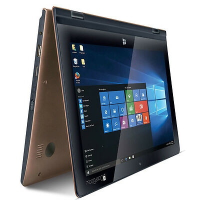 """iBall Flip X5 11.6"""" Touch C.Brown"""