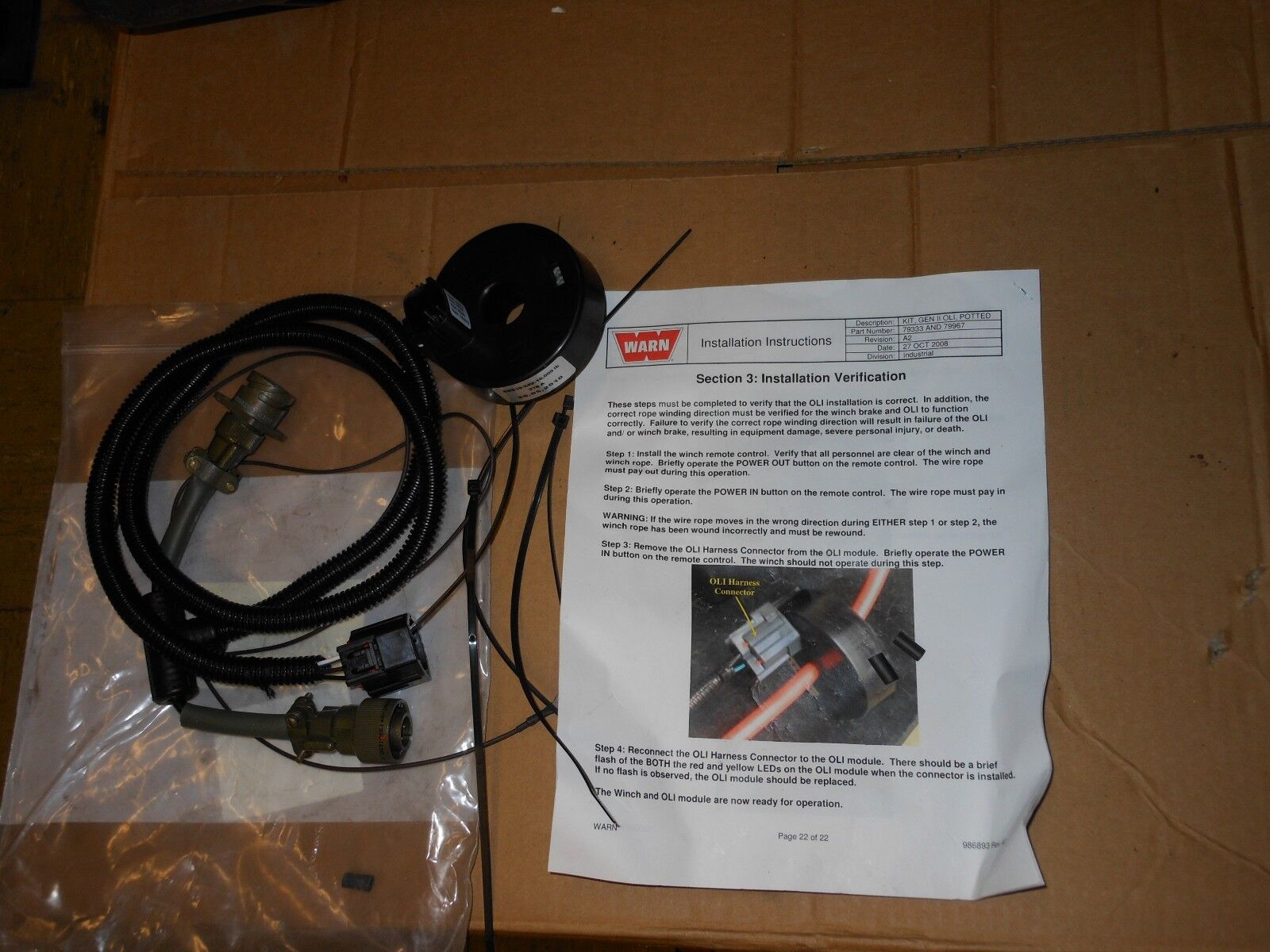 Warn Winch Gen Ii Oli Potted Kit Srs18 24v 18k Lb Mrap Hmmwv Lmtv 12 000 Additionally Wiring Diagram Also Norton Secured Powered By Verisign