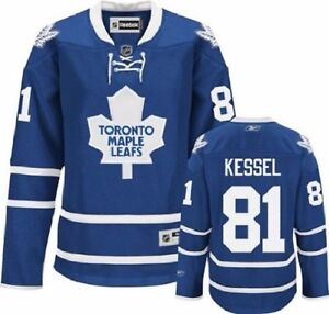 NHL-Kinder-Trikot-Toronto-Maple-Leafs-Phil-Kessel-81-Youth-Jersey-Eishockey
