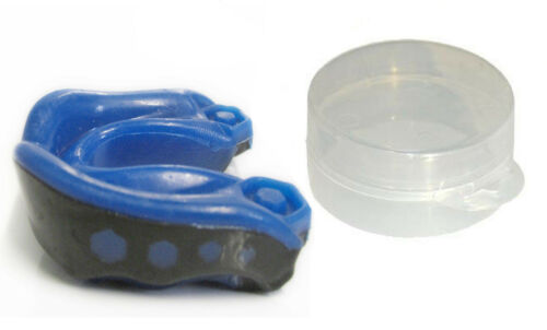 Gum shield Single Mouth Guard Boxing MMA Teeth Protection Martial Arts Hocky