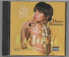 Letoya Luckett She Ain't Got Limited Edition 2009 Promo CD Destiny's Child