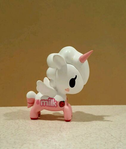 Tokidoki Unicorno Blind Box Series 5 Rosa Latte Strawberry Milk NO Box