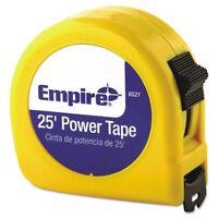 Empire Tape Measure, 1 X 25ft, 3-language Packaging - Eml6527pop
