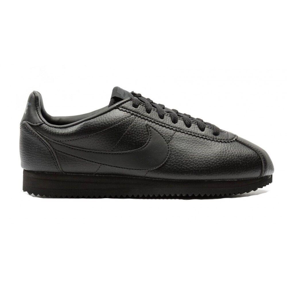 Nike Clásico Cortez Leather 749571-002 black Mod.749571-002