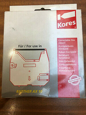 COMPATIBLE *CORRECTABLE FILM RIBBON* FOR BROTHER AX10//1030 GROUP 2737SC//GR153C