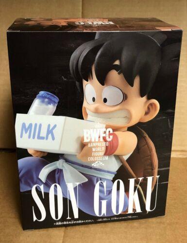 Dragon Ball Z Banpresto BWFC KID SON GOKU World Figure Vol.7 New In Sealed Box