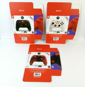 3 Promo Store DISPLAY BOXES Advertising Nintendo Switch Controllers NEVER FOLDED