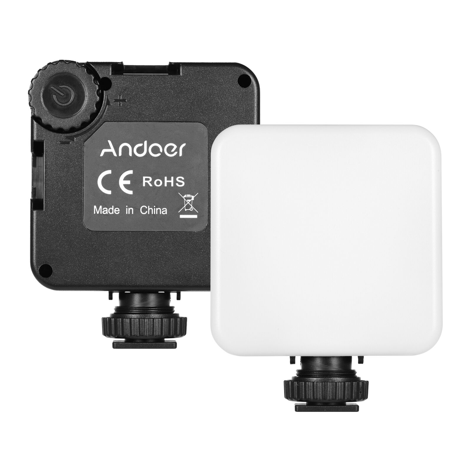 Andoer 68 PRO RGB Video Light 6W Color Temperature 2500-8500K with N4P4
