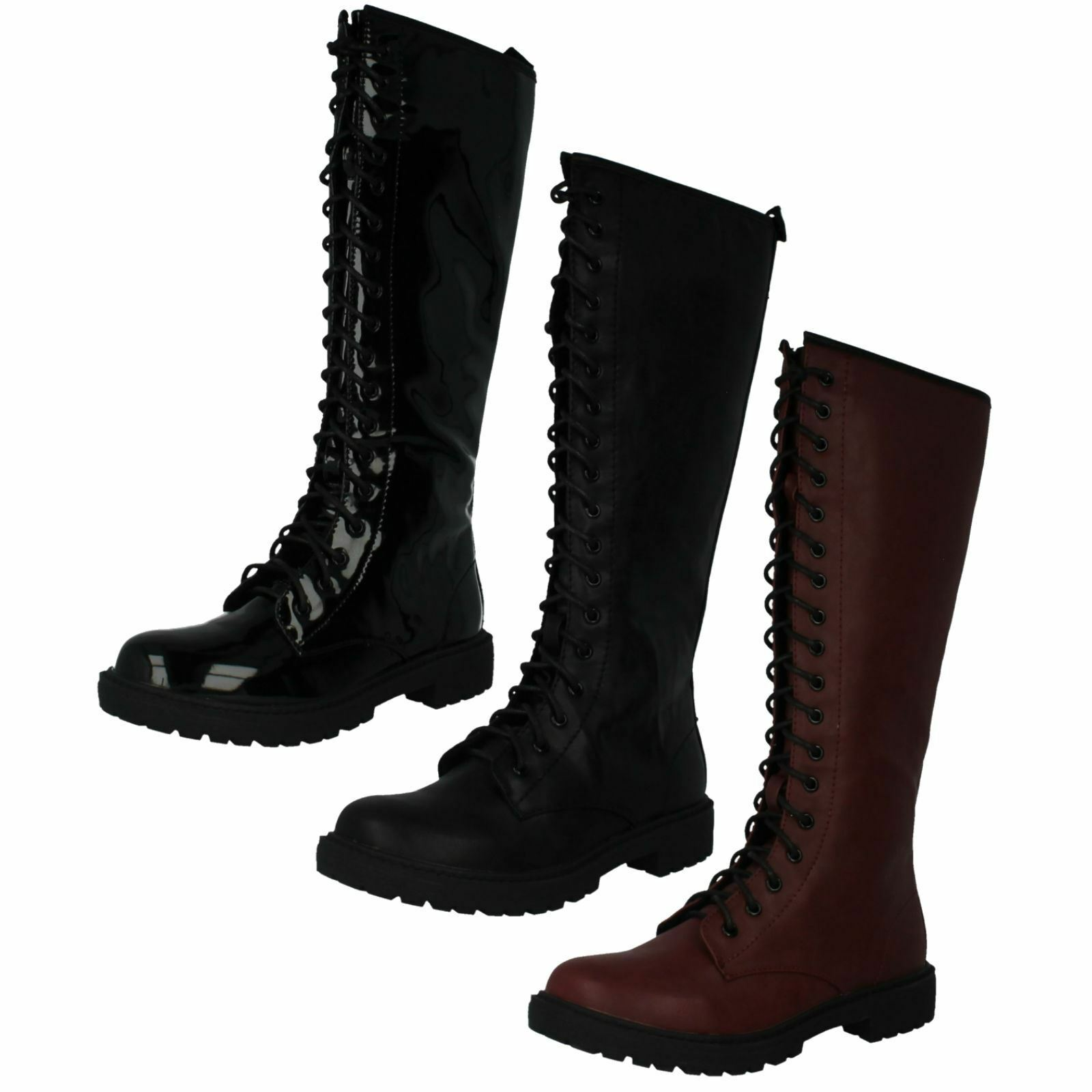 Ladies Spot On Boots Style - F50205