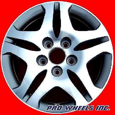 "New 16/"" Machine Silver Alloy Wheel Rim for 2005 2006 2007 Honda Odyssey 63885"