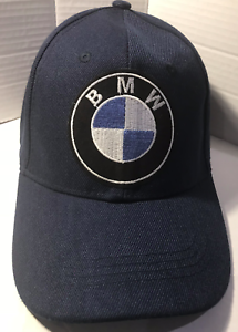 BMW Baseball cap motorbike Embroidered Patch Vintage Boxer