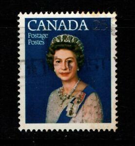 Canada 1977 Queen Elizabeth II 25c SG648 Sc 704 Used