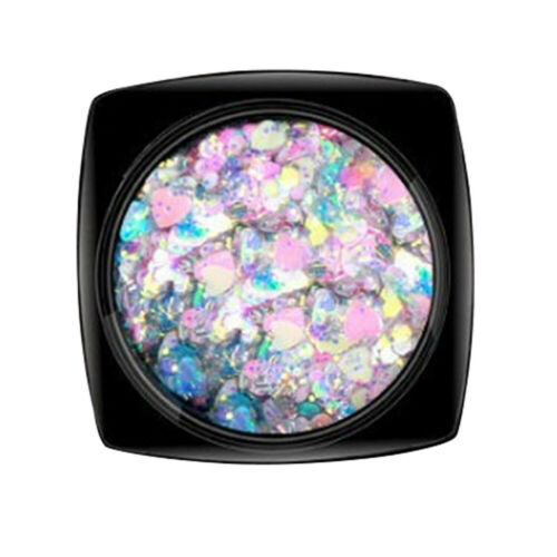 Star Heart Type Nail Art Nail Glitter Flakes Glitter Paillette Nail Sequins