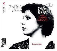 CD EWA BEM with Swing Session Be a Man / Polish Jazz vol. 65 / remastered 2016