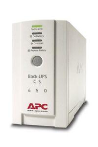 APC-bk650ei-BACK-UPS-CS-650-Gruppo-di-continuita-alimentazione-CA-230-V-D