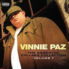 Vinnie Paz - Essential Collabo Collection 1 [New CD]