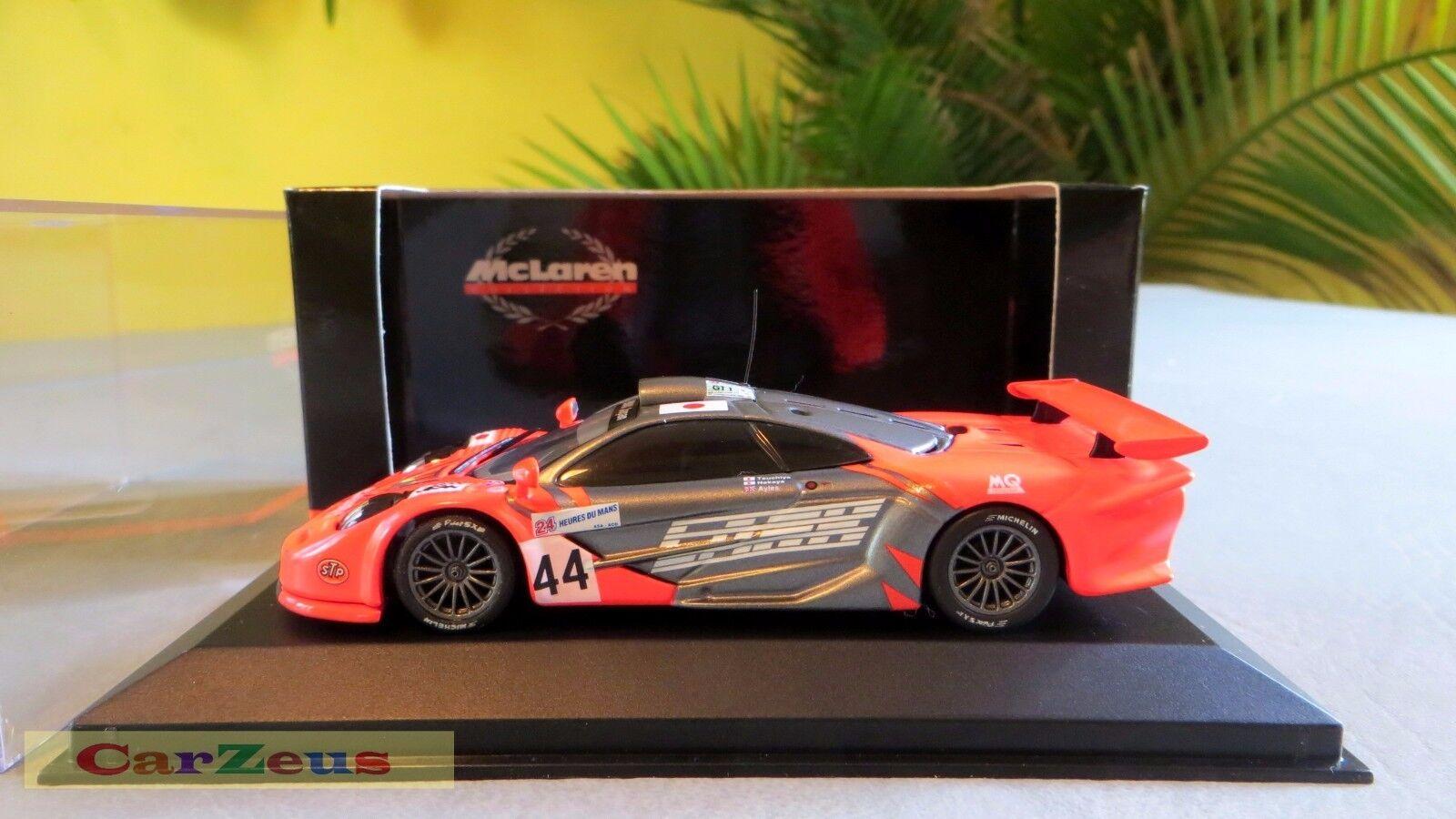 1 43 Minichamps McLaren McLaren McLaren F1 GTR Long Tail, 24hr Le Mans 1997 Team LARK 1bd359
