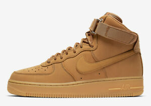 Nike-Air-Force-1-High-07-WB-Wheat-Multi-Size-US-Mens-Athletic-Shoes-Sneakers
