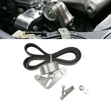 K Series Adjustable Ep3 Idler Pulley With Belt Fit Civic Integra Rsx K24 Swap